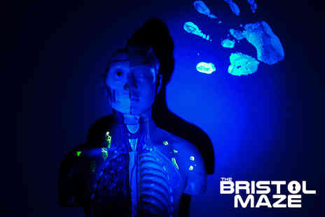 The Bristol Maze -  Bristol Maze Escape Game for four   - Save 51%
