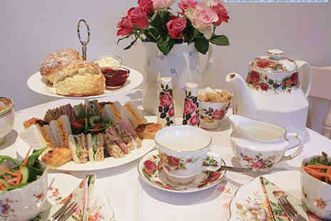 Mollys Tea Room - Afternoon Tea for Two - Save 52%