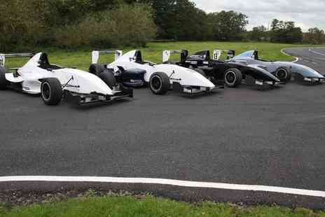 M Tech - Formula One Renault Race Car Driving Experience  - Save 47%