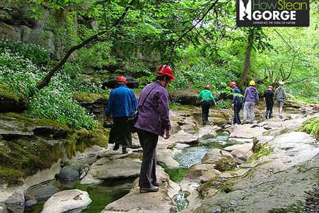 How Stean Gorge - Entry to How Stean Gorge for Two Adults  - Save 57%