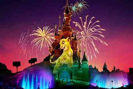 Galleon Travel - Two Nights and 1 Day Coach Trip to Disneyland Paris and OneDay Disneyland  Park Hopper Pass - Save 0%
