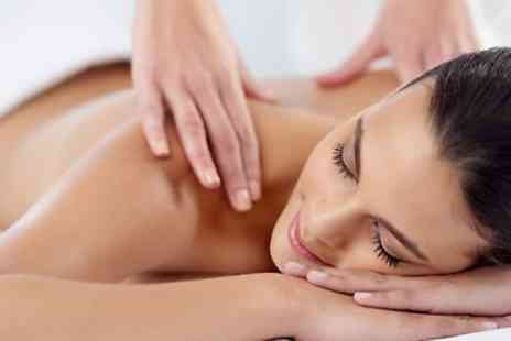Moods - Indian Head Massage - Save 28%