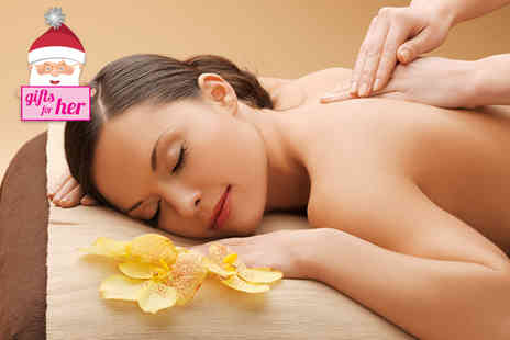 Julian Therapies - Two hour pick n mix pamper package   - Save 68%