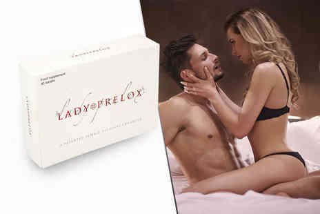 Pharma Nord - One month  supply of Lady Prelox Pleasure Enhancer  - Save 49%