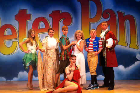 The Grange Theatre - One pantomime ticket to see Peter Pan   - Save 53%