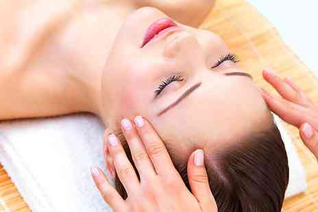 PureSun - One Hour Indian Head Massage or Reflexology Massage with Optional Mini Facial  - Save 50%