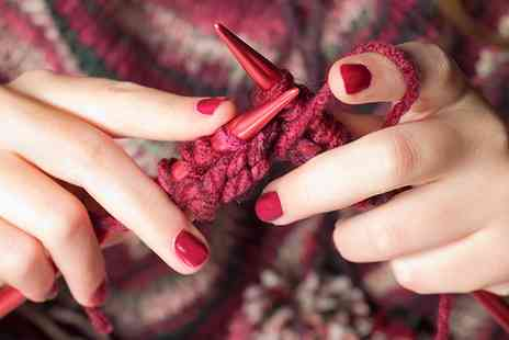 Token Interior - Knitting and Crocheting Workshop for One - Save 0%