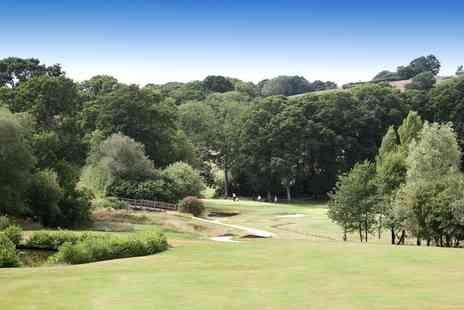 Fingle Glen Golf Hotel - Round of Golf for Two  With Coffee and 20 Range Balls Per Person - Save 56%