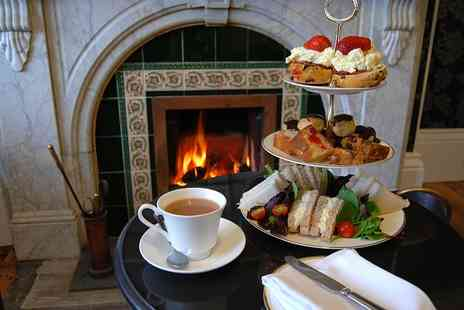 Ashmount Country House - Afternoon Tea with Optional Alcoholic Drink for Two - Save 0%