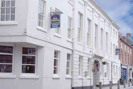 Best Western - One or Two Nights stay For 2 With Breakfast, Dinner, Coffee And Mince Pie or Cake - Save 33%