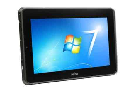 "Computer Remarketing Service - Refurbished Fujitsu Q550 10.1"" Tablet With Windows 7 Professional Operating System With Free Delivery - Save 0%"