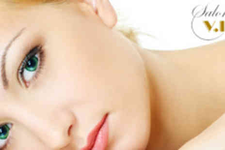 Salon VIP - One hour eye treatment including consultation, brow & lash tint plus brow shape - Save 71%