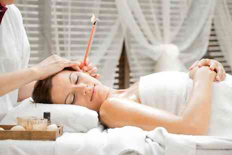 Serene Mind and Body - One day ear candling diploma course  - Save 87%