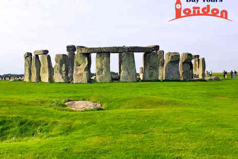 Day Tours London - Stonehenge, Bath, and English Countryside or Oxford, Stratford Upon Avon, and Cotswolds Discovery Day Tour for One - Save 34%