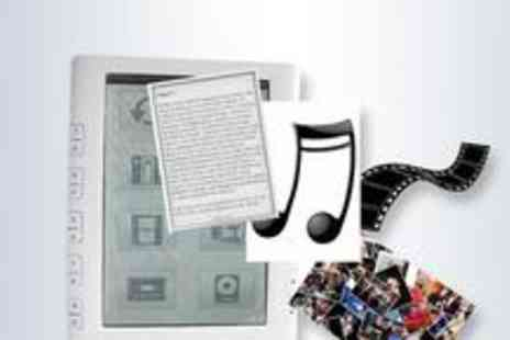 Fab Gifts Direct - 7 TFT E Book Reader with MP3 and MP4 fuctions - Save 59%