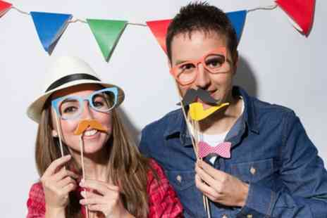 DAM Photography - Photo Booth Hire with Prints - Save 0%