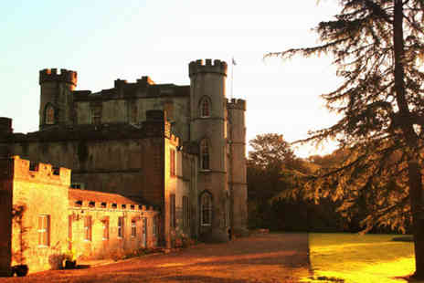 Melville Castle - One Night stay for two - Save 46%
