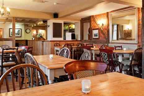The Old Inn -  Pizza and Wine for Two - Save 47%