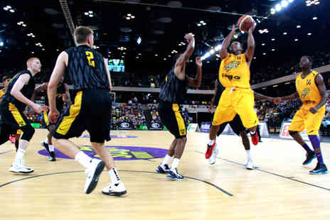 London Lions - Premium ticket to see London Lions vs Leicester Rides  - Save 53%