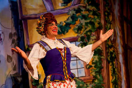 Anton Benson Productions  - Ticket to see Jack & The Beanstalk  - Save 40%
