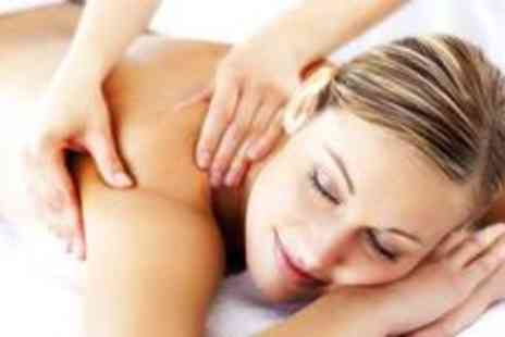 The Hair & Beauty Lounge - Massage and beauty package - Save 71%
