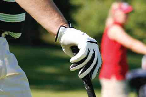 The Branston Golf & Country Club - Nine Holes and 30 Range Balls For Two or Four  - Save 52%