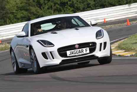 Experience Limits - Jaguar F Type R Experience  - Save 0%
