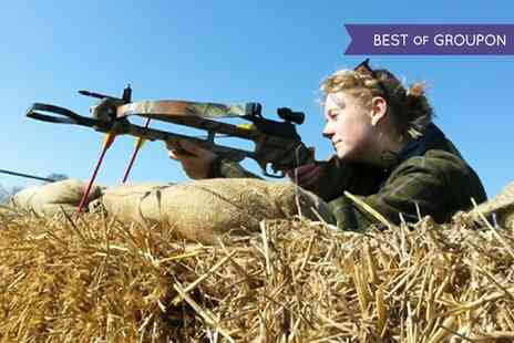 Explore 4x4 - Two Hour Shooting and Archery Experience - Save 40%