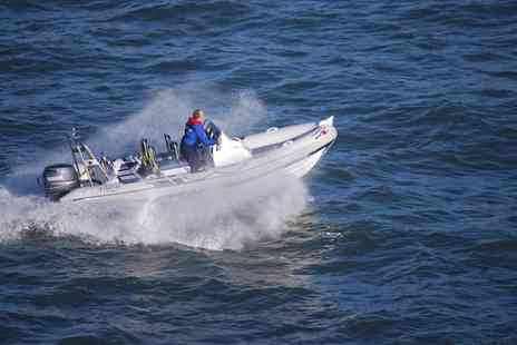 Swansea Water Sports - RYA Powerboat Course - Save 34%