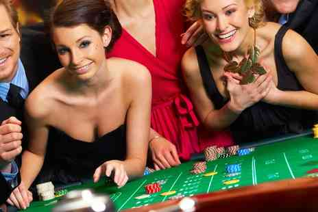 Bonkers Play House - Casino Table Hire for Up - Save 0%