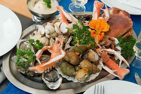 Craft Kitchen - Seafood Platter with a Glass or Bottle of Prosecco  - Save 55%