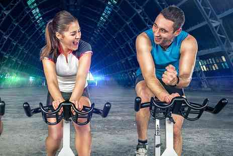 Spin Factory - 10 Spinning Classes or One Month Gym Classes Access - Save 0%