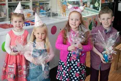 The Sweet Mine - Candy Celebration Party for Up to Eight Kids - Save 61%