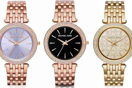 Outlet perfumes - Michael Kors Darci Womens Watch in Choice of Design  With Free Delivery - Save 40%