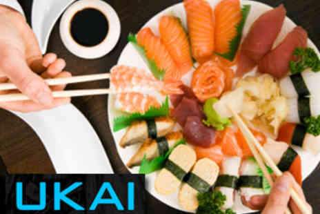 Ukai Soho - meal for two including drinks - Save 62%