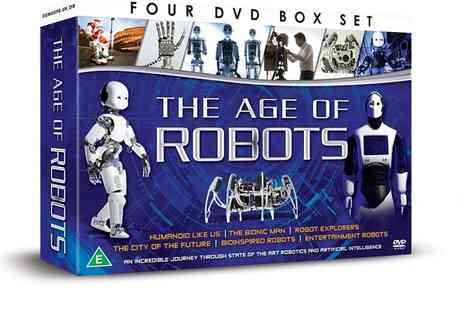 JEM Marketing & Fulfilment Services - Age of Robots 4 DVD Box Set - Save 0%