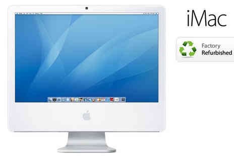 "CGC-IT Services - Apple iMac 17"" Core 2 Duo 1.83GHz 1GB - Save 63%"