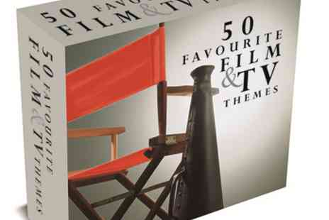 JEM Marketing & Fulfilment Services - 50 Favourite Film and T.V Themes  - Save 0%