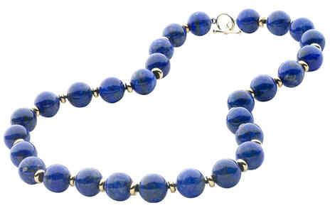 Lyncroft Marketing - Anderson plus Webb 12mm Lapis Lazuli Collection - Save 0%