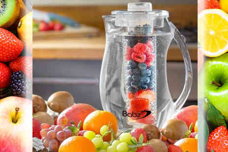 SSSuper store - Fruit Infuser Jug with Interchangeable Core - Save 45%
