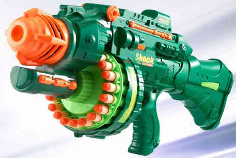 Stylematch Online - Electric Toy Soft Bullet Gun - Save 50%