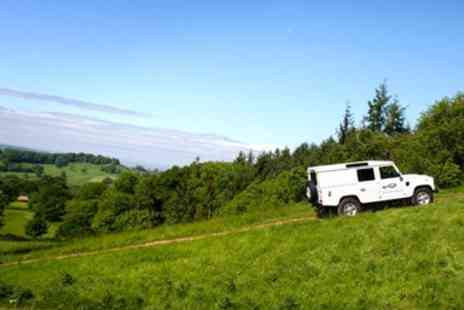 East Devon - Off Road Driving Experience - Save 34%