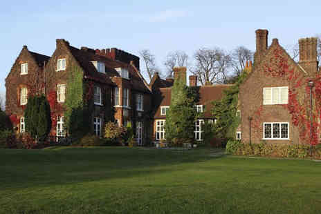Letchworth Hall Hotel - One night Stay for two including breakfast - Save 34%
