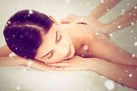 Heavenly Beauty - Facial or hot stone massage with an Indian head massage, gel manicure and pedicure and glass of Prosecco   - Save 55%