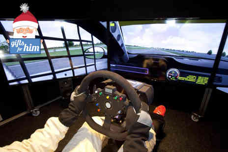 The Race Centre - One hour F1 driving simulator experience for one   - Save 50%
