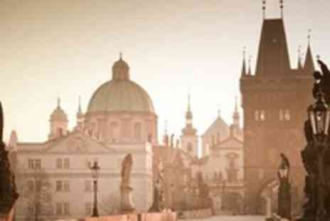 Inspired Luxury Escapes - In Prague Three Night Stay For Two With Flights, Dinner and Breakfast - Save 75%