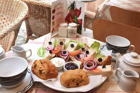 Cafe 39 - Afternoon tea for two - Save 48%