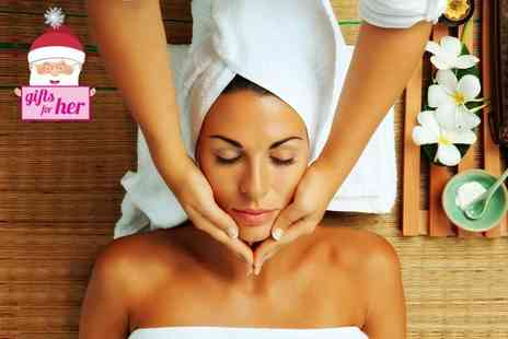 The Haven Health & Beauty Clinic - Two hour pick n mix pamper package with a glass of bubbly  - Save 69%