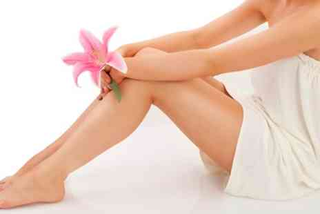 Cocoon Healing Arts Centre - Brazilian or Hollywood and Underarm Wax with an Optional Half Leg Wax  - Save 57%
