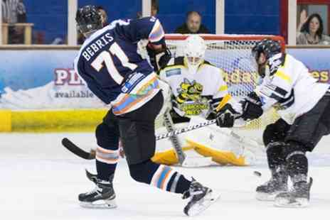 Peterborough Phantoms - Ticket to Peterborough Phantoms v Hull Pirates hockey match  - Save 50%